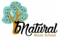 B Natural Music School Logo